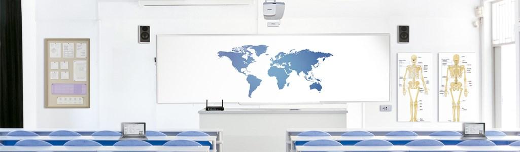 Medios Audiovisuales-Educacion-Aula de Formación