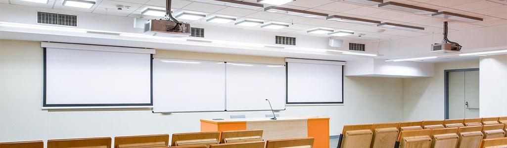 Medios Audiovisuales-Educacion-Salón de Actos