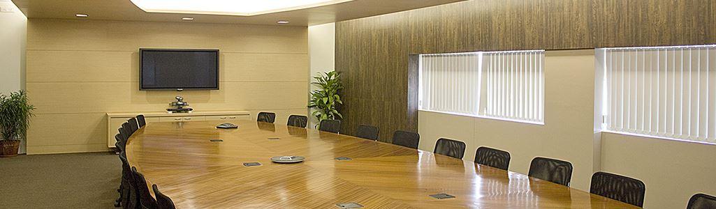 Medios Audiovisuales-Empresas-Salas de Reuniones